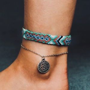 Boho Anklet Bracelet. NEW!